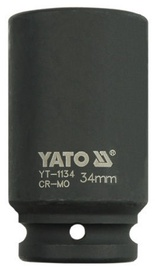 Yato Hexagonal Deep Impact Socket 3/4'' 34mm