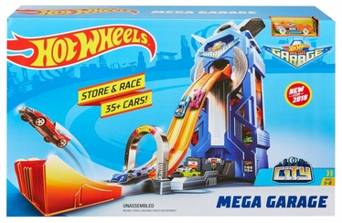Mattel Hot Wheels City Mega Garage FTB68