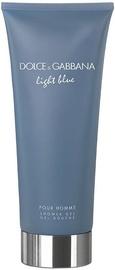 Dolce & Gabbana Light Blue Pour Homme Shower Gel 200ml