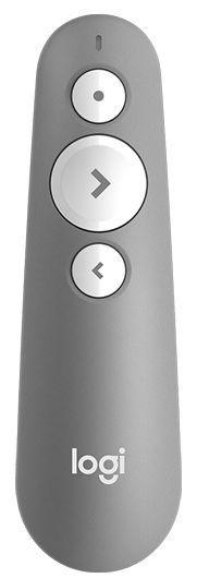 Пульт для презентаций Logitech R500 Laser Presentation Remote Mid Grey