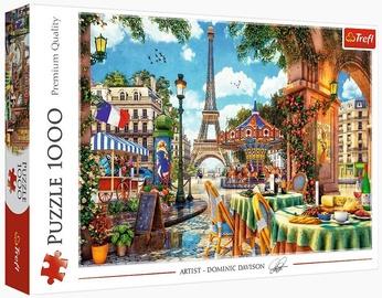 Trefl Puzzle Morning In Paris 1000pcs 10622