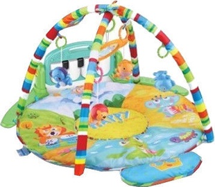 Niveda 3in1 Multifunction Educational Interactive Mat with Piano for boys
