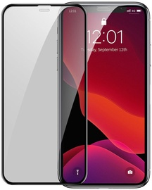Baseus Full-screen Curved Privacy Glass For Apple iPhone X/XS/11 Pro Black
