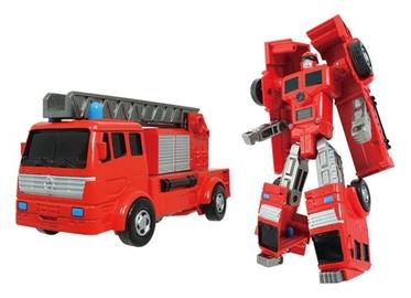 Žaislinis robotas Chevrolet, šviečia