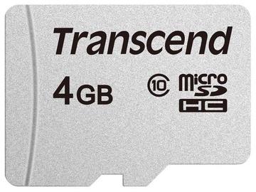 Transcend 300S 4GB microSDHC CL10