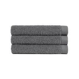 Dvielis Lasa 560297287789 Grey, 50x100 cm, 1 gab.