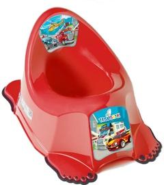 Детский горшок Tega Baby Auto, красный