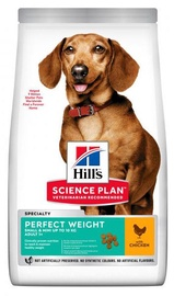 Hill's Science Plan Adult Food Perfect Weight Small & Mini w/ Chicken 250g