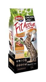 Kassitoit Fit Active kitten 300g