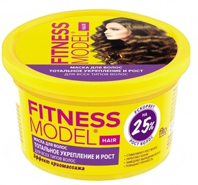 Fito Kosmetik Hair Mask Fitness Model Total Strengthening And Growth 250ml