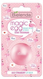 Bielenda Magic Egg Lip Balm Ball 8.5g Wild Strawberry