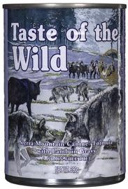 Taste Of The Wild Sierra Mountin Canine Lamb In Gravy 390g
