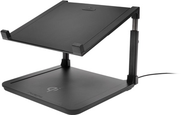 Kensington SmartFit Laptop Riser With Wireless Phone Charging