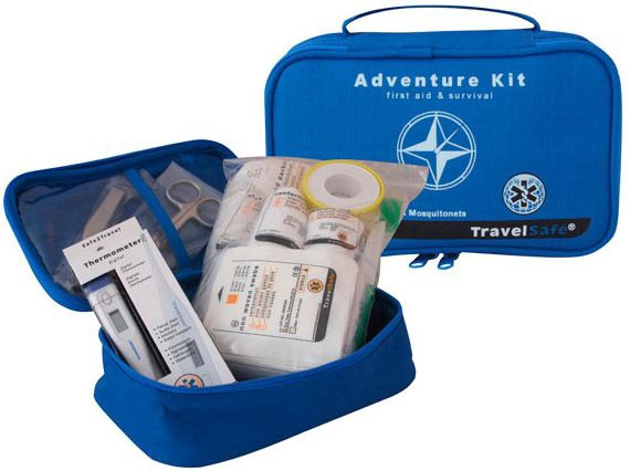 Travelsafe Adventure Kit First Aid & Survival