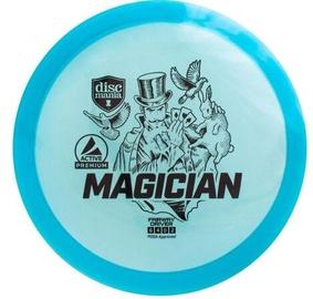 Lidojošais šķīvis Discmania Premium Magician Fairway 6/4/0/2 Blue