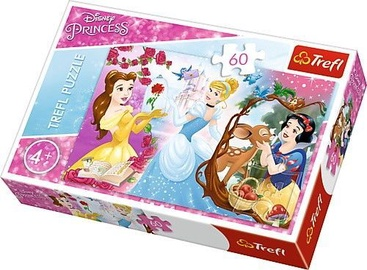 Trefl Puzzle Disney Princess Invitation To The Ball 60pcs 17315