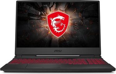 "Nešiojamas kompiuteris MSI GL65 Leopard 10SDR-421XPL Intel® Core™ i7, 8GB/512GB, 15.6"""