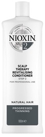 Plaukų kondicionierius Nioxin System 2 Scalp Therapy Revitalising Conditioner, 1000 ml