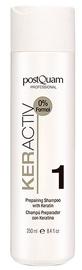 Šampūnas PostQuam Professional Keractiv Preparing Keratin, 250 ml