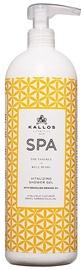 Kallos Spa Vitalizing Shower Gel 1000ml