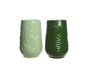 Keraminė vaza, 9 x 18 cm