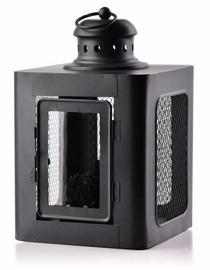 Mondex Kanvar Fireplace Lanter Black 28cm