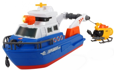 Dickie Toys Explorer Boat 203308361