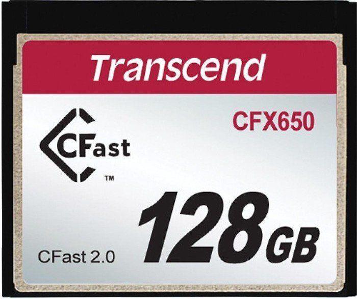 Transcend CFX650 CFast 2.0 128GB