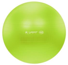 Gimnastikos kamuolys 65cm žalias