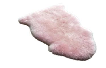 Lambanahk merino 0,6 x 0,9 m, roosa