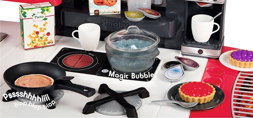 Smoby Tefal Super Chef Deluxe Kitchen 311304