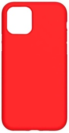 Evelatus Soft Back Case For Apple iPhone 11 Pro Max Red