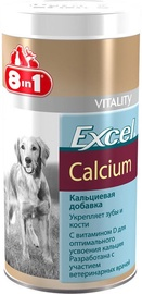 8in1 Exel Calcium 1700 Tablets