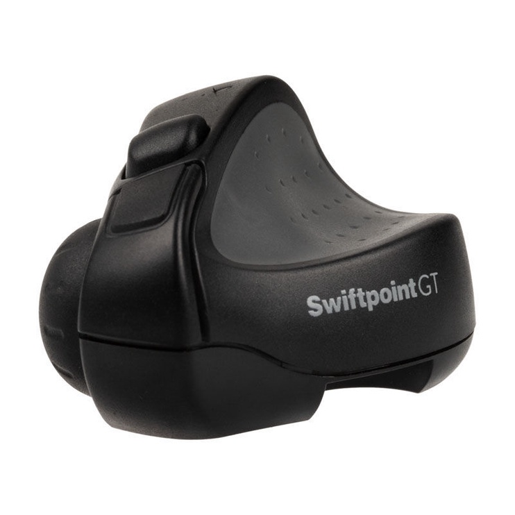 Swiftpoint GT Wireless Mobile Mouse Black