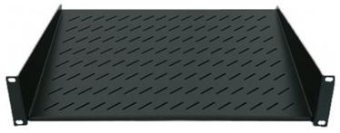 Intellinet Fixed Shelf 19''1U/150mm Black