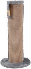 Zolux Basic Scratching Corner Post Grey