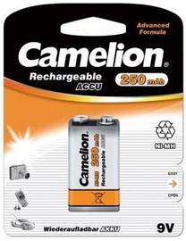 Батарейка Camelion Rechargeable Batteries Ni-MH 9V Block 250mAh