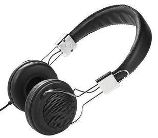 Ausinės Vivanco Headphones COL400 Black