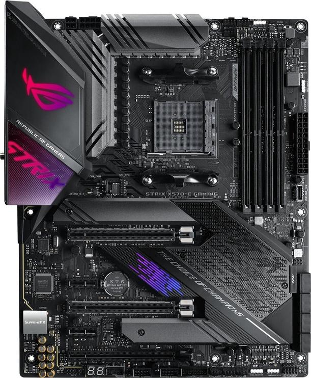 Mātesplate ROG Strix X570-E Gaming