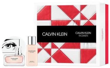 Calvin Klein WOMEN 30ml EDP + 100ml Body Lotion 2019
