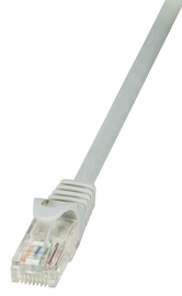 LogiLink Patchcord CAT 5e UTP 0.25m Grey