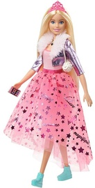 Lelle Mattel Barbie Princess Adventure In Princess Fashion GML76