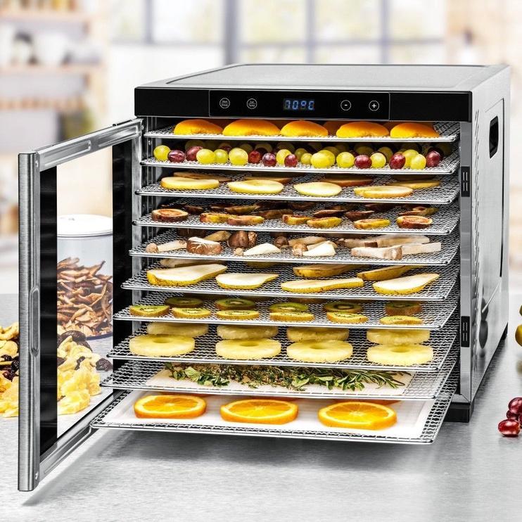 Rommelsbacher Food Dehydrator DA 1000 Inox