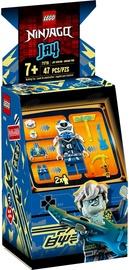 Konstruktorius LEGO®Ninjago 71715 Jay avataras – žaidimo kapsulė