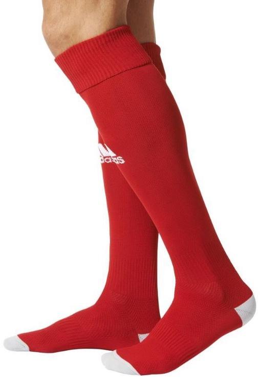 Носки Adidas, белый/красный, 46