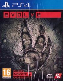 Evolve Incl. Monster Expansion Pack PS4