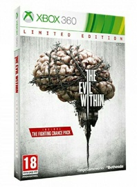 Evil Within Limited Edition Xbox 360