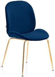 Стул для столовой Homede Florin Navy Blue, 2 шт.