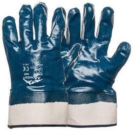 Рабочие перчатки Monte Gloves With Full Nitrile Coating 11 Blue