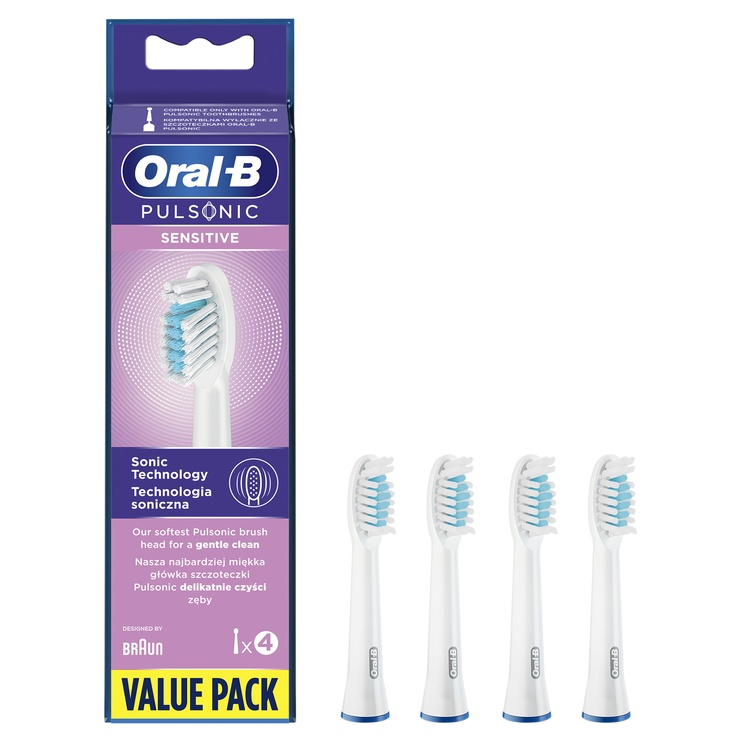 Насадка Oral-B SR32-4S, 4 шт.